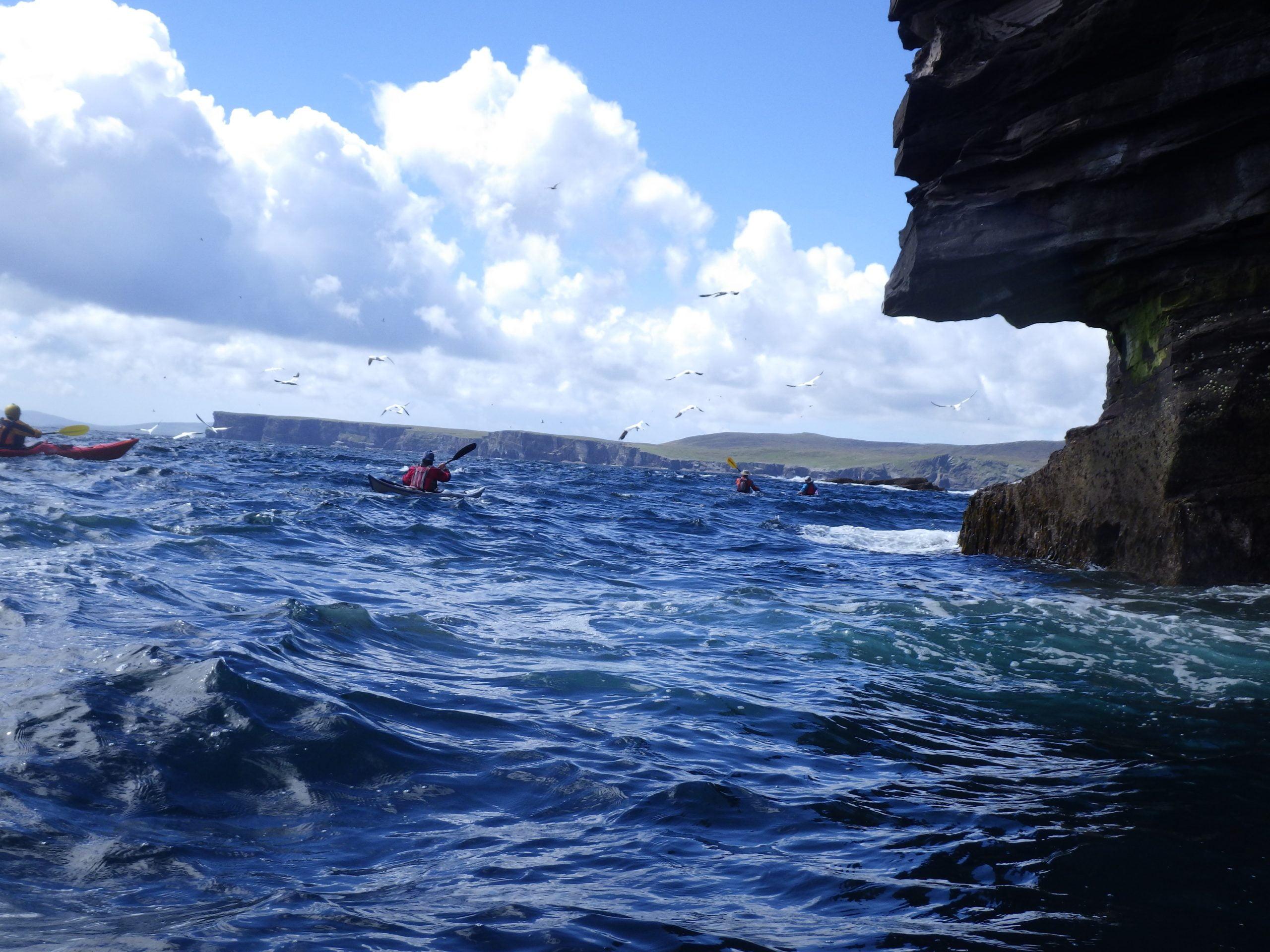 Magical Shetland Seascape