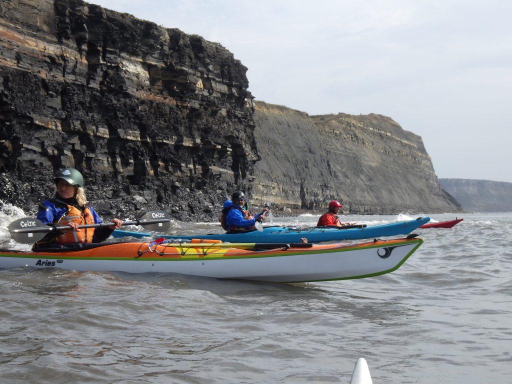 Coastal Sea Kayak Award.2.www.discoverykayaking.co.uk