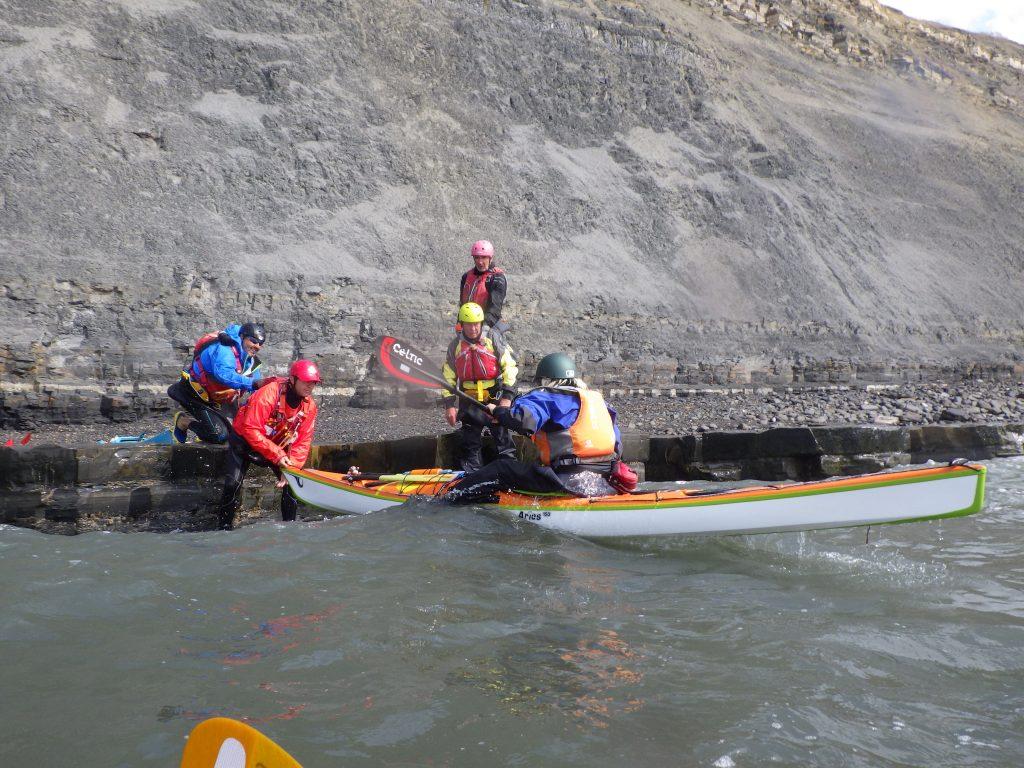 Coastal Sea Kayak Award.3.www.discoverykayaking.co.uk