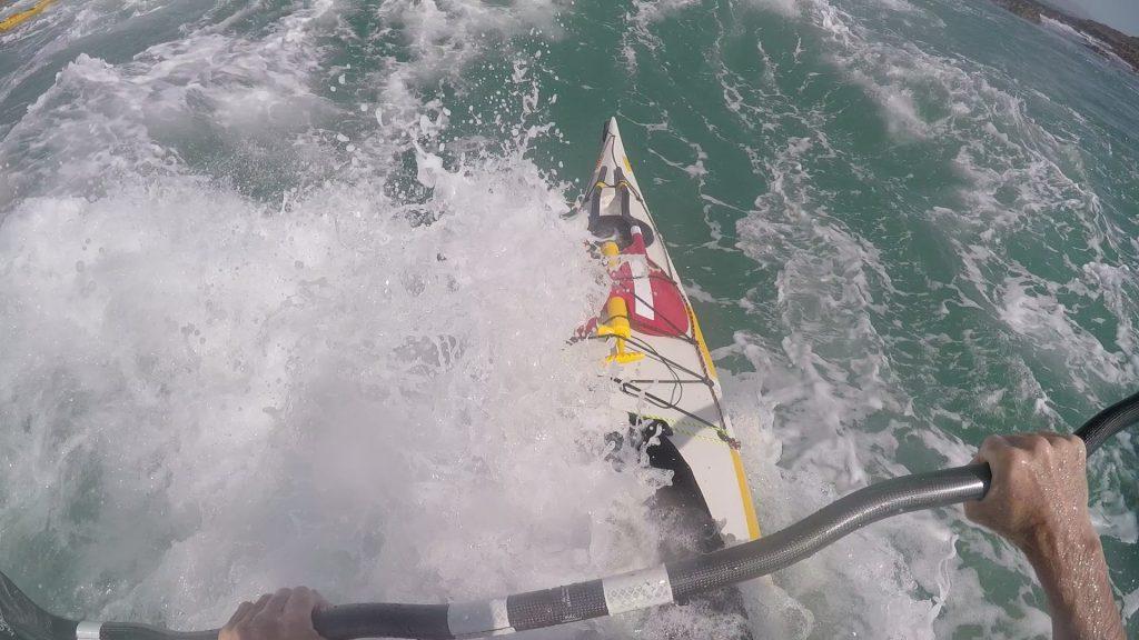 Sea Kayaking Skill Fade