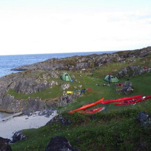 Wild Camping North West Scotland